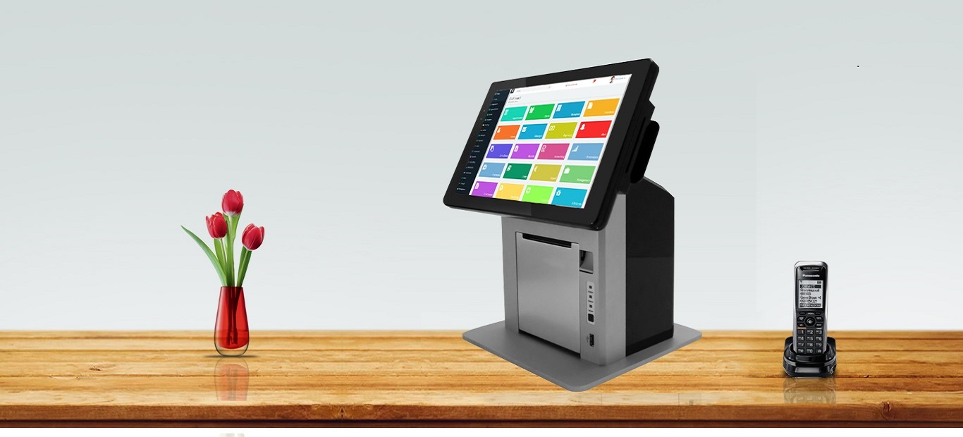 Smart, intuitive and just a little bit cool. Salon Tablet Point of Sale Solution